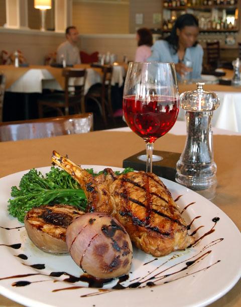 Divina Cucina Restaurant: Restaurants hoeksche waard.