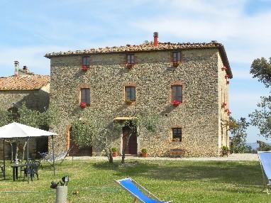 Vacaciones en la toscana casas rurales en alquiler y casas en alquiler con piscina divina - Casa rural en la toscana ...