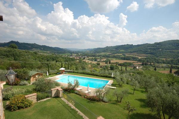 Agritourisme en toscane conomique et id al pour des for Acheter une maison en toscane