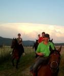 caballos toscana